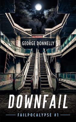 Downfail by George Donnelly