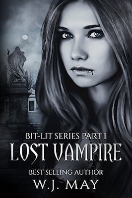 Lost Vampire by W.J. May
