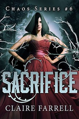 Sacrifice by Claire Farrell