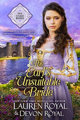 The Earl's Unsuitable Bride by Lauren Royal & Devon Royal