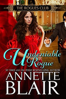 An Undeniable Rogue by Annette Blair