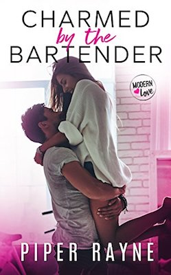 Charmed by the Bartender by Piper Rayne