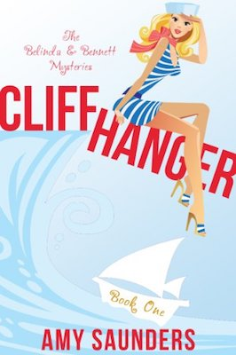 Cliffhanger by Amy Saunders