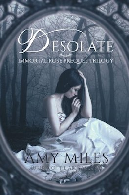 Desolate by Amy Miles