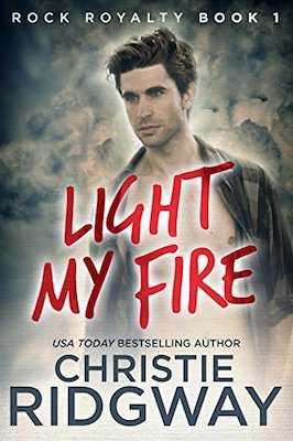 Light My Fire by Christie Ridgway