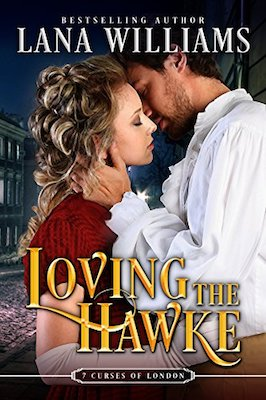Loving the Hawke by Lana Williams