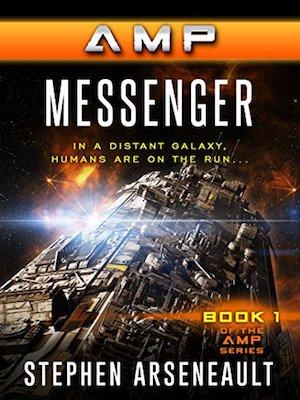 Messenger by Stephen Arseneault