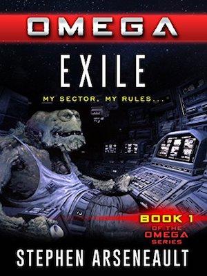 Exile by Stephen Arseneault