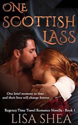 One Scottish Lass by Lisa Shea