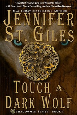 Touch A Dark Wolf by Jennifer St. Giles