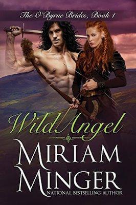 Wild Angel by Miriam Minger