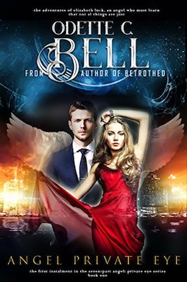 Angel: Private Eye by Odette C. Bell