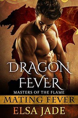 Dragon Fever by Elsa Jade