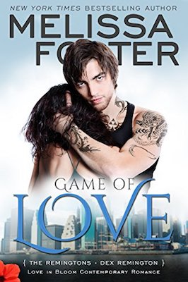 Game of Love by Melissa Foster