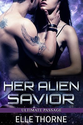 Her Alien Savior by Elle Thorne