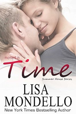 Moment in Time by Lisa Mondello