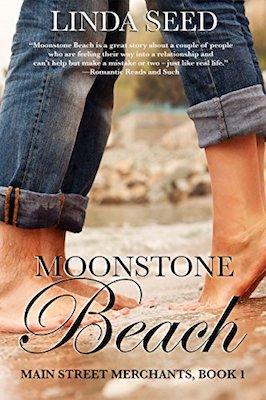 Moonstone Beach by Linda Seed
