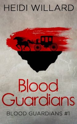 Blood Guardians by Heidi Willard