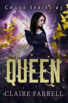 Queen by Claire Farrell