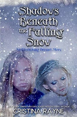 Shadows Beneath the Falling Snow by Cristina Rayne