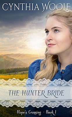 The Hunter Bride by Cynthia Woolf