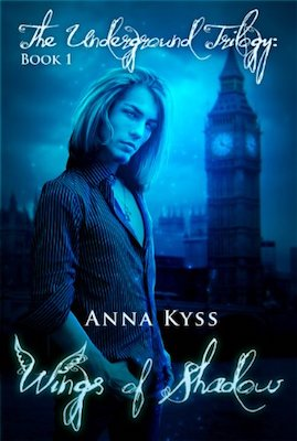 Wings of Shadow by Anna Kyss