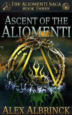 Ascent of the Aliomenti by Alex Albrinck