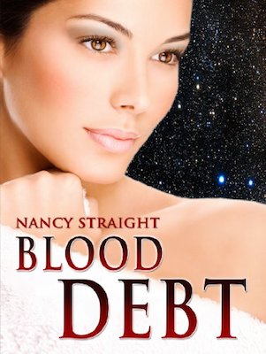 Blood Debt by Nancy Straight