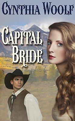 Capital Bride by Cynthia Woolf