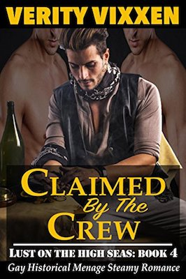 Claimed By The Crew by Verity Vixxen