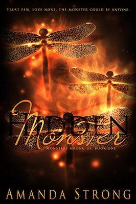 Hidden Monster by Amanda Strong
