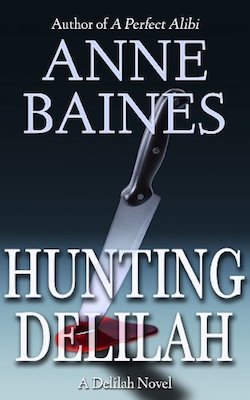 Hunting Delilah by Anne Baines
