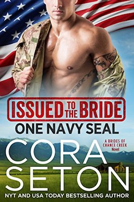 Issued to the Bride: One Navy SEAL by Cora Seton