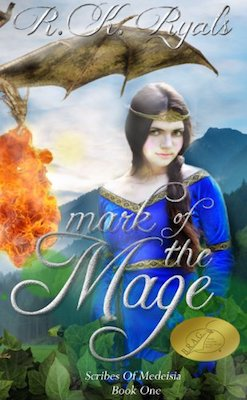Mark of the Mage by R.K. Ryals