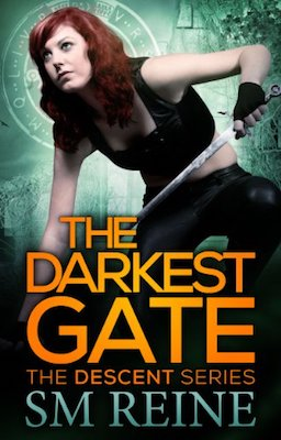 The Darkest Gate by S.M. Reine