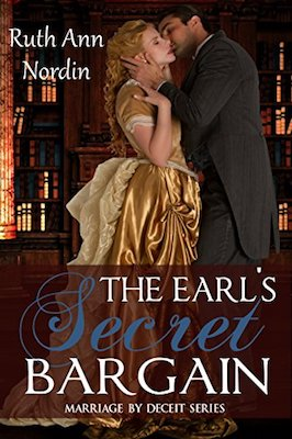 The Earl's Secret Bargain by Ruth Ann Nordin