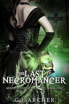 The Last Necromancer by C.J. Archer