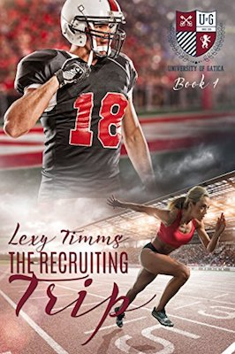 The Recruiting Trip by Lexy Timms