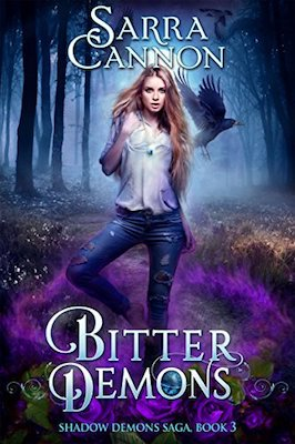 Bitter Demons by Sarra Cannon