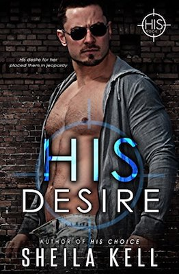 His Desire by Sheila Kell