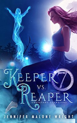 Keeper vs. Reaper by Jennifer Malone Wright
