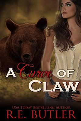 A Curve of Claw by R.E. Butler