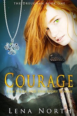 Courage by Lena North