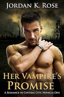 Her Vampire's Promise by Jordan K. Rose