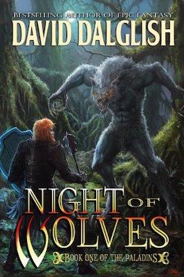 Night of Wolves by David Dalglish