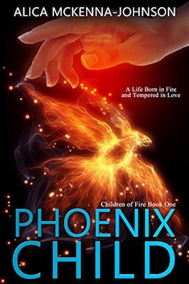 Phoenix Child by Alica McKenna-Johnson