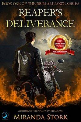 Reaper's Deliverance by Miranda Stork