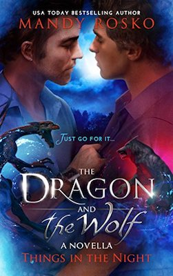 The Dragon and the Wolf by Mandy Rosko