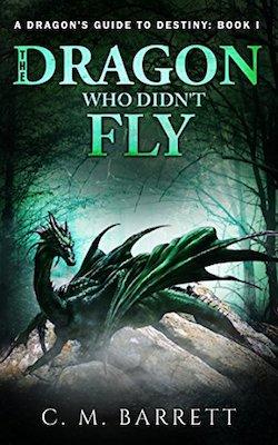 The Dragon Who Didn't Fly by C.M. Barrett