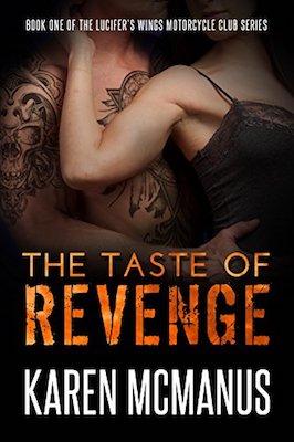 The Taste of Revenge by Karen McManus